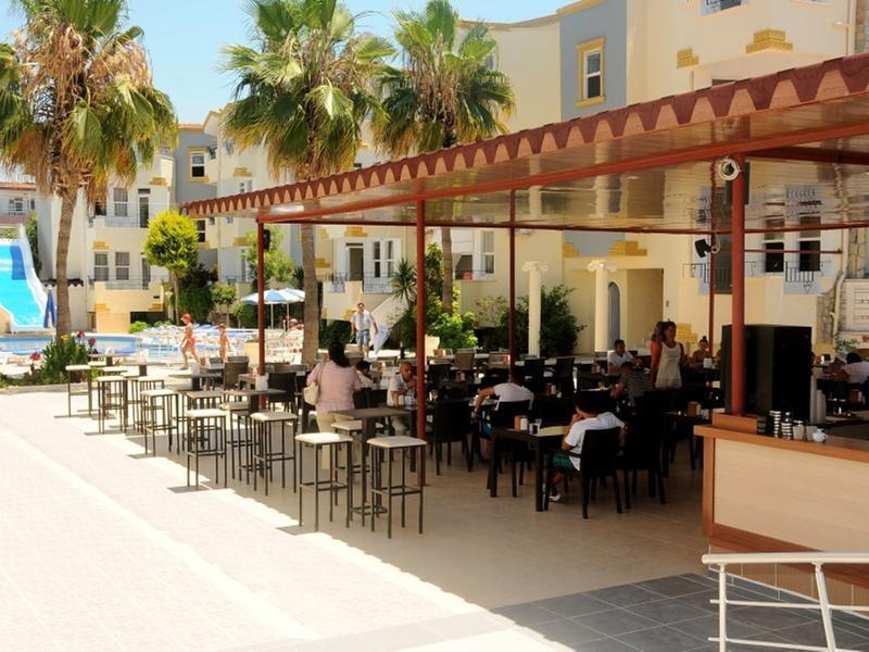 Lobby Side World Star Hotel