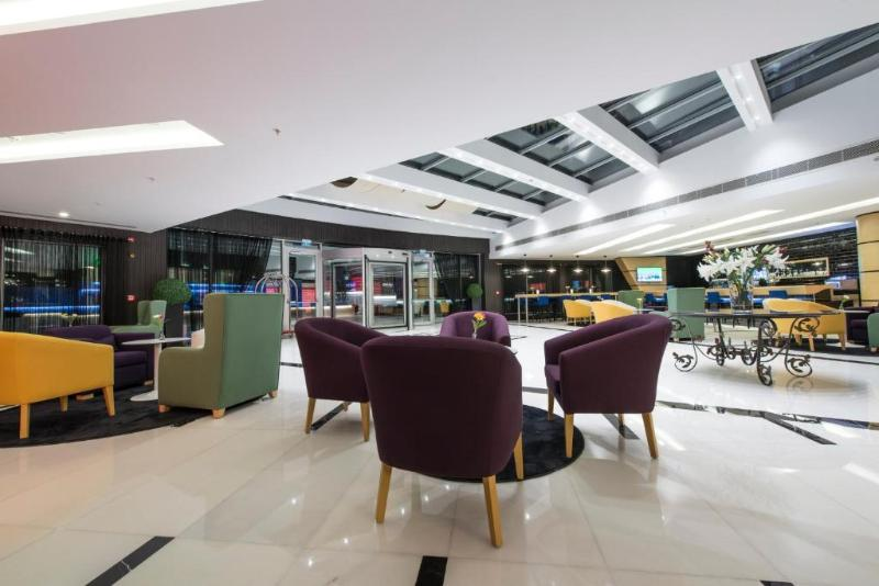 Lobby Park Inn By Radisson Ankara