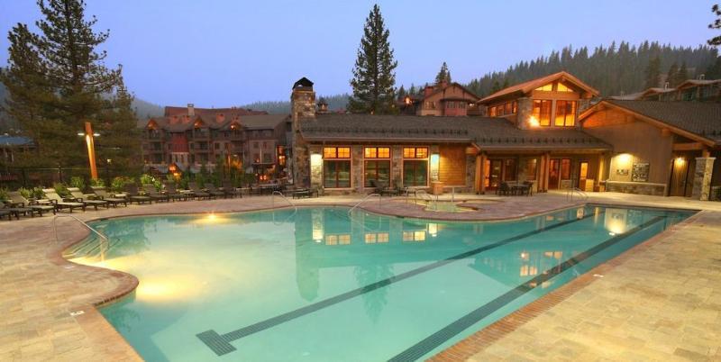 Pool Big Horn Lodge