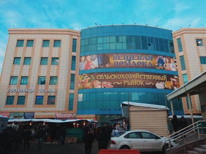 General view Novoyasenevskaya Hotel