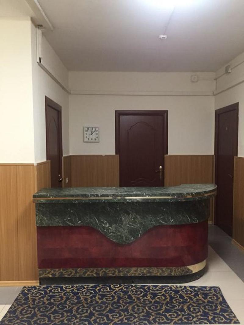 Lobby Novoyasenevskaya Hotel