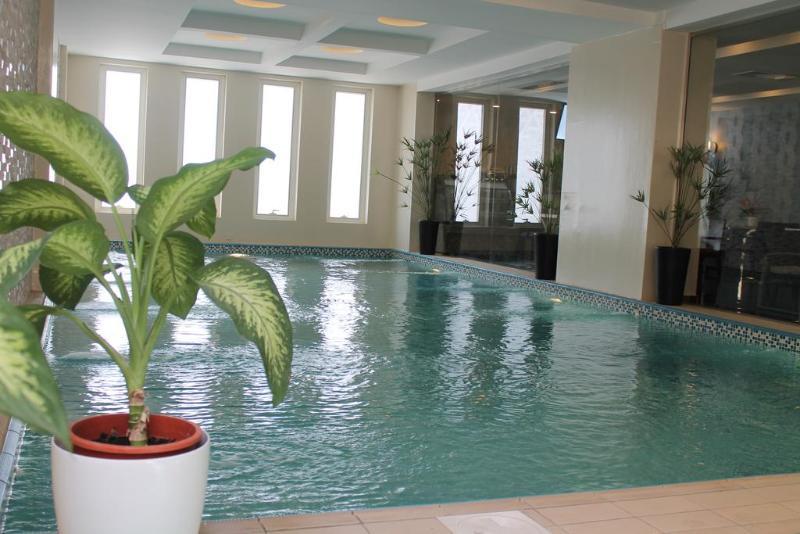 Pool Velvet Hotel Jeddah