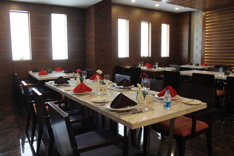 Restaurant Velvet Hotel Jeddah