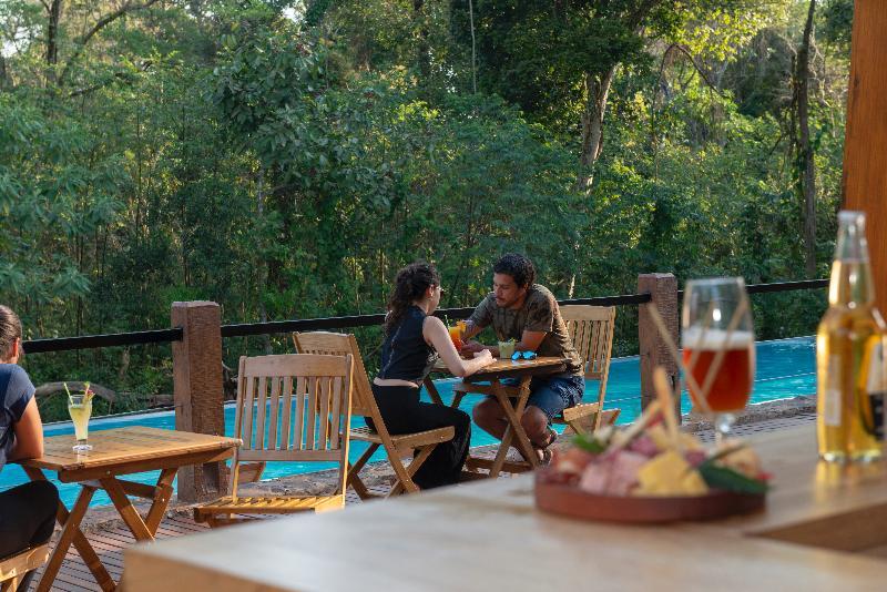 Bar Selvaje Lodge Iguazu