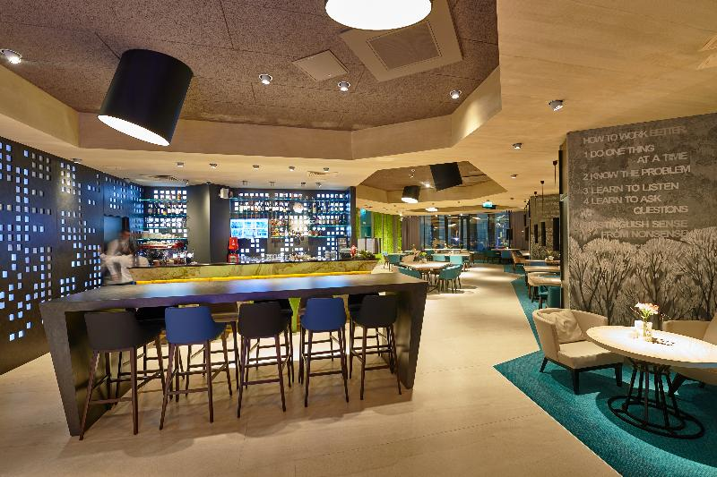 Bar Novotel Krasnoyarsk Center