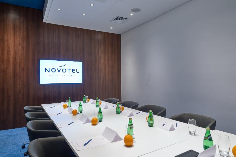Conferences Novotel Krasnoyarsk Center