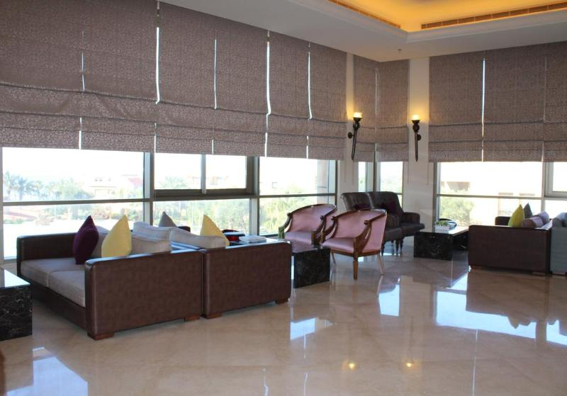 Lobby Golden Tulip Jiyeh Marina And Resort