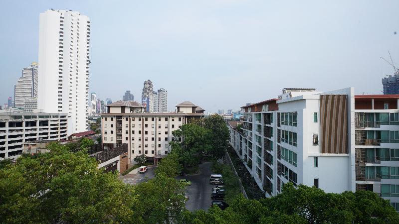 General view Naga Residence Bangkok