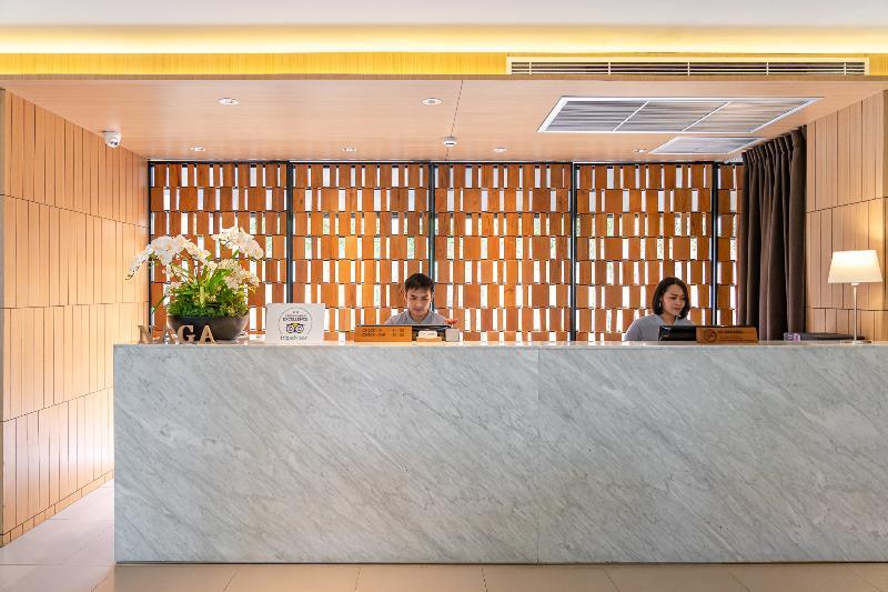 Lobby Naga Residence Bangkok