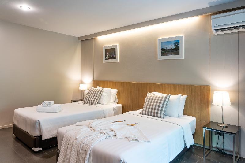 Room Naga Residence Bangkok