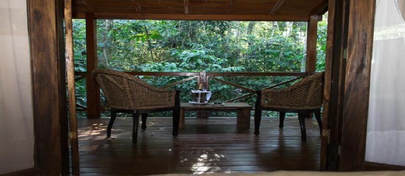 Lobby Selva De Laurel
