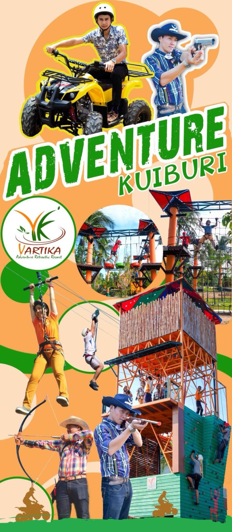 Vartika Adventure Retreatic Resort