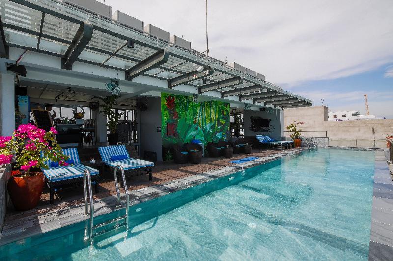 Pool San Marino Boutique Danang