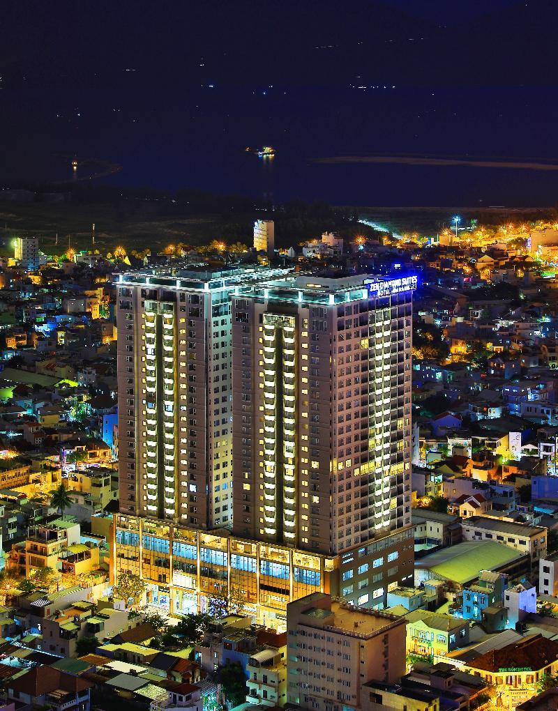General view Zen Diamond Suites Hotel Danang