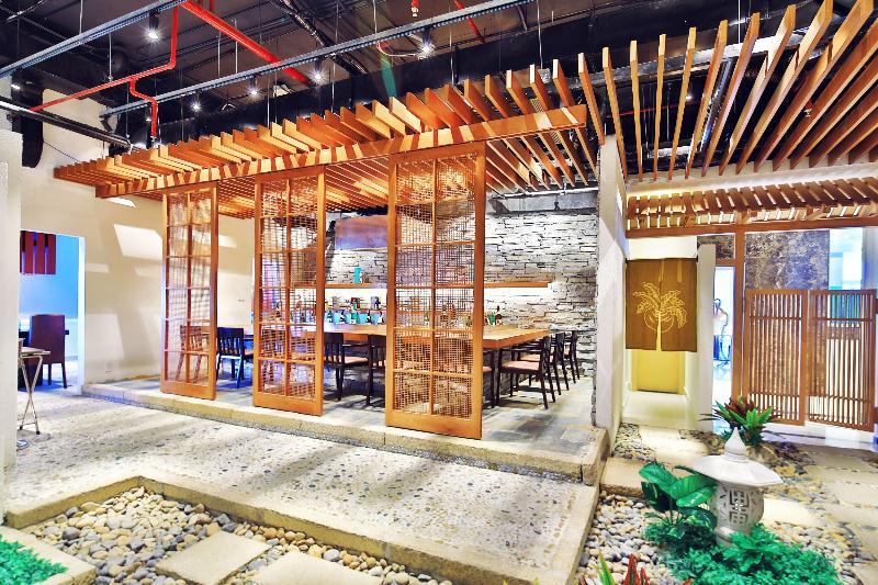 Restaurant Zen Diamond Suites Hotel Danang