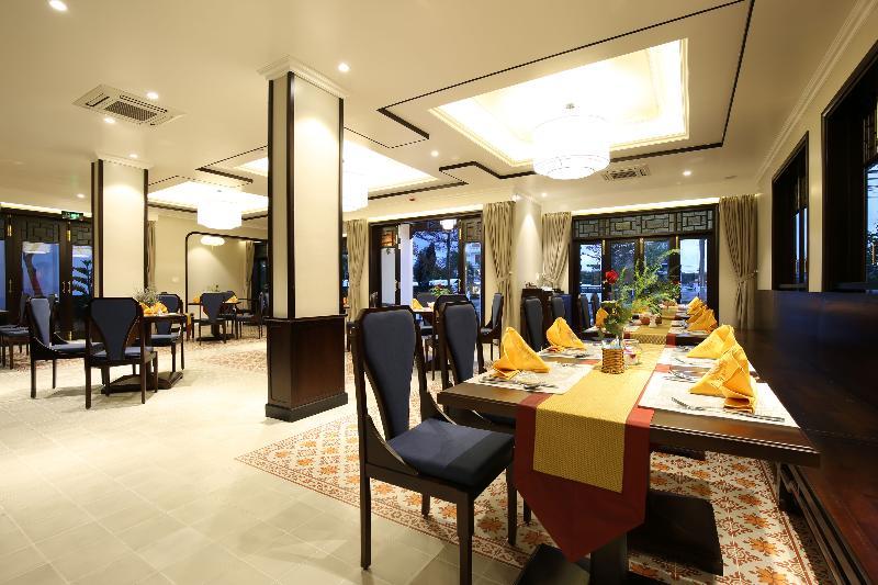 Restaurant Laluna Hoi An Riverside Hotel