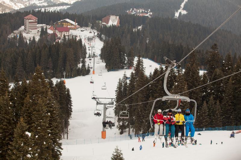 Sports and Entertainment Ferko Ilgaz Mountain & Hotel Resort