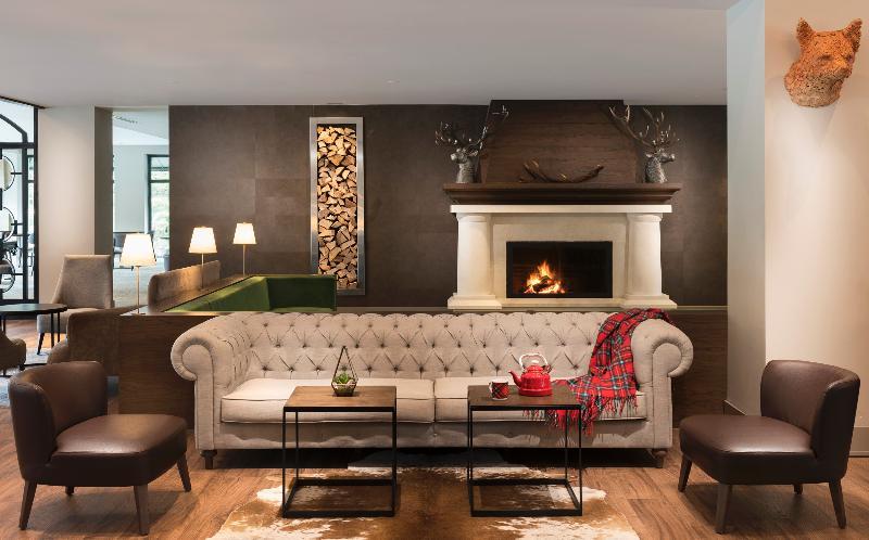 Lobby Ferko Ilgaz Mountain & Hotel Resort