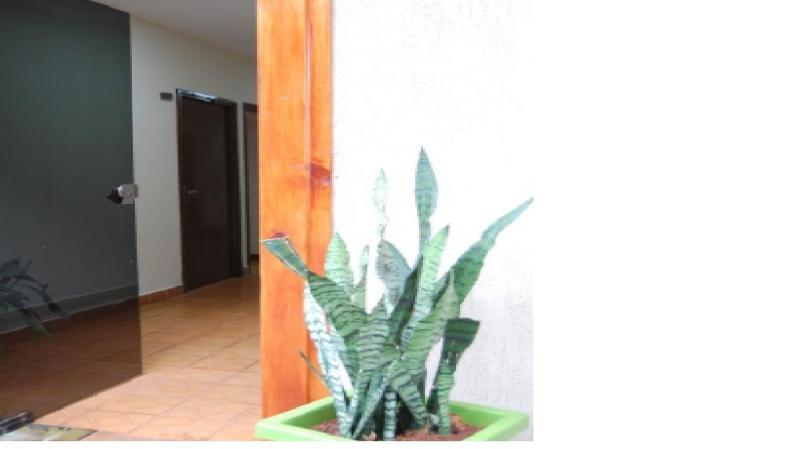 Lobby Oxum Hotel