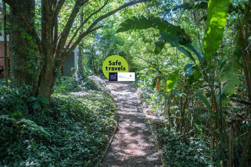 General view Raices Amambai Lodges