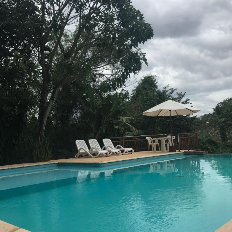 Pool Raices Amambai Lodges