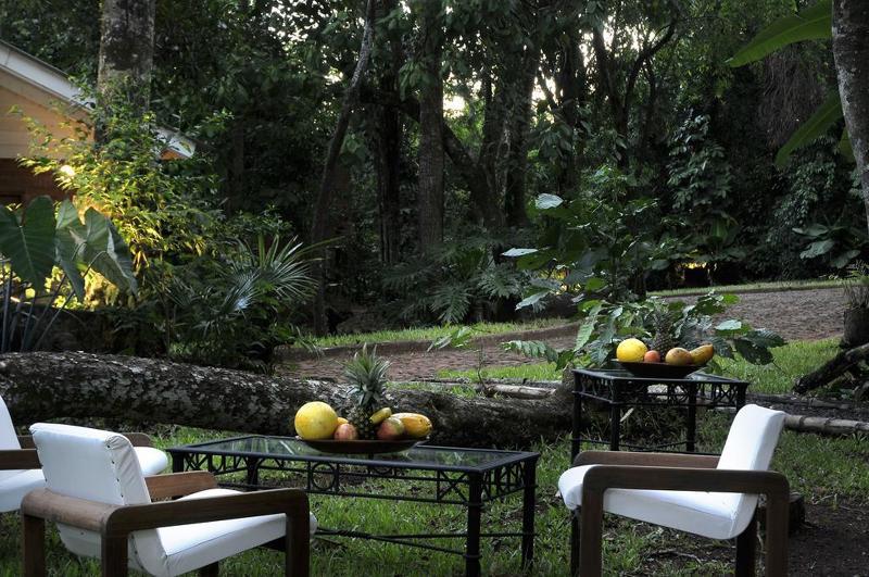 Terrace Raices Amambai Lodges