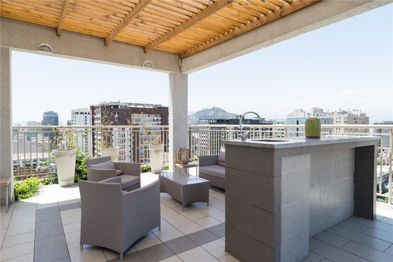 Terrace My Luxapart Arturo Prat