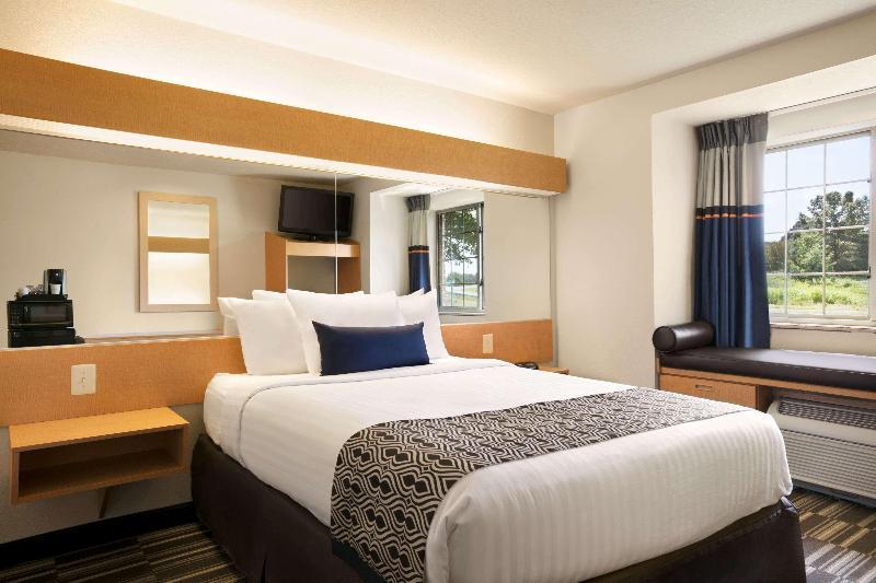 Room Microtel Inn & Suites By Wyndham Culpeper