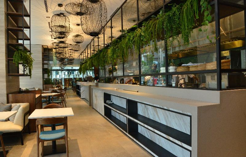 Restaurant Tribeca Hotel And Serviced Suites