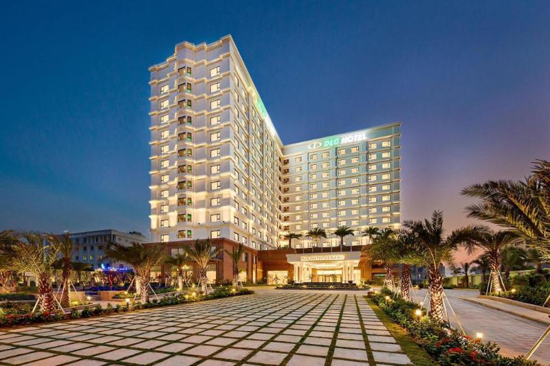 General view Dlg Hotel Danang