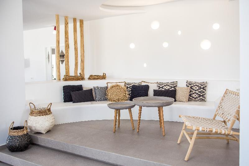 Lobby Casa Cabana