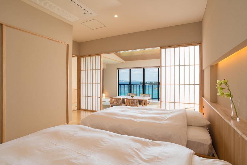 Room Uminoryotei Okinawa Nakamaso