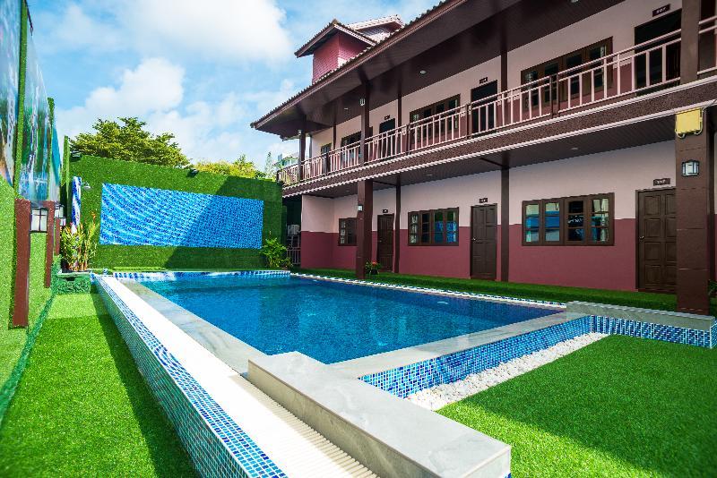 General view Samui Platinum Hotel