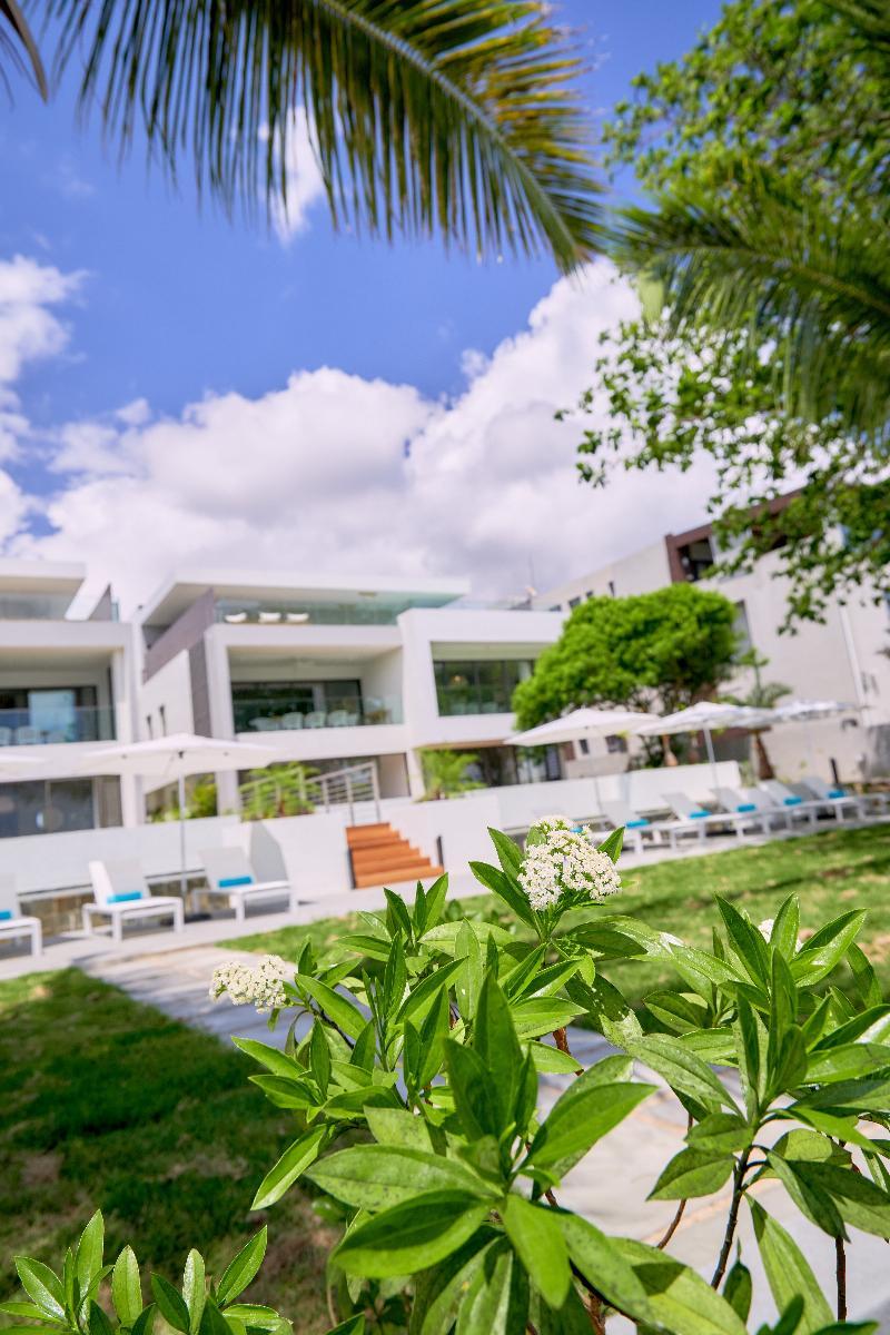 General view Les Estivales Beachfront Suites & Penthouses By Lo