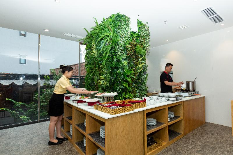 Restaurant Greenery Hotel