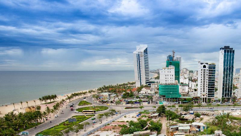 Beach Greenery Hotel