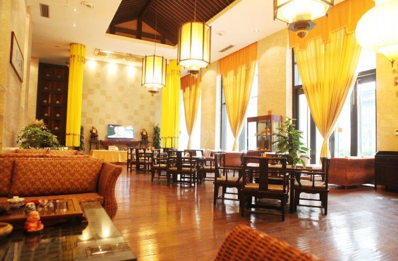 Restaurant The Famen Temple Hotel (famensi Foguangge Hotel)