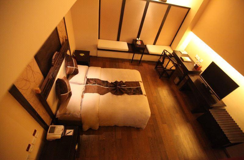 Room The Famen Temple Hotel (famensi Foguangge Hotel)