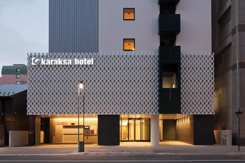 General view Karaksa Hotel Sapporo