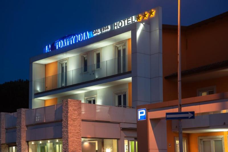General view Hotel Testani