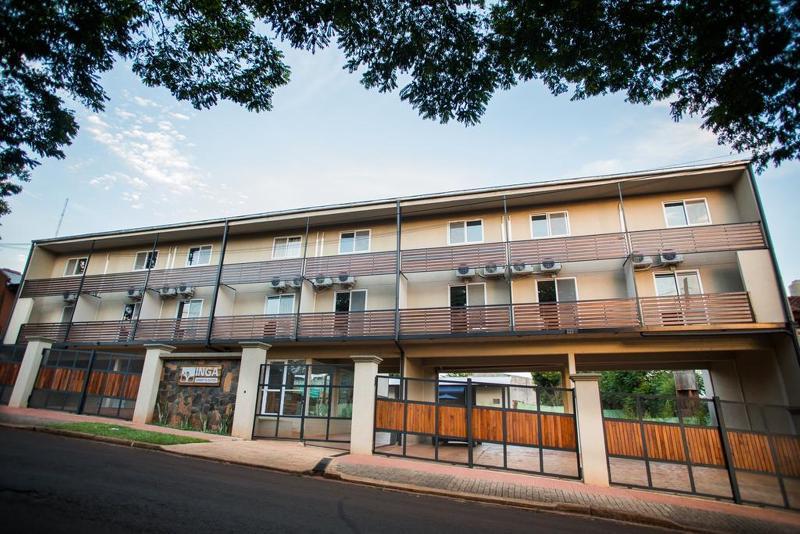General view Inga Apart & Suites