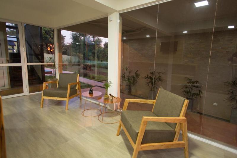 Lobby Inga Apart & Suites