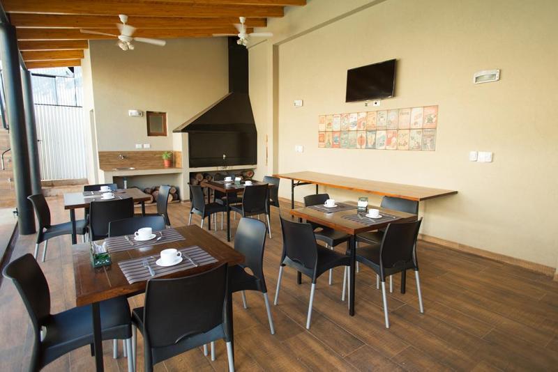 Restaurant Inga Apart & Suites