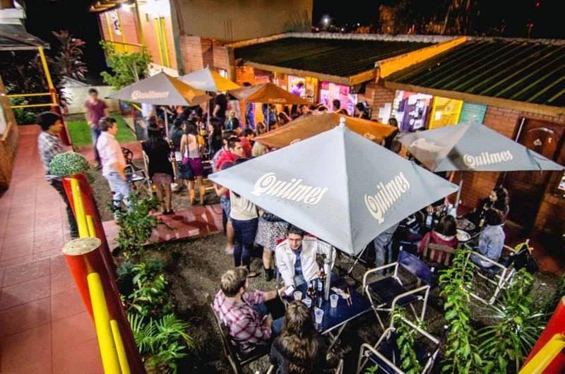 Bar Hostel Park Iguazu