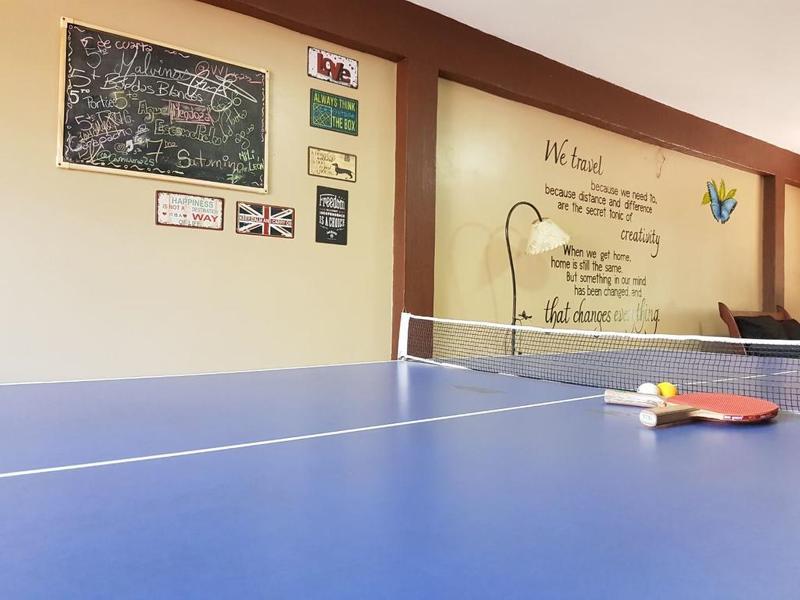 Sports and Entertainment Hostel Park Iguazu