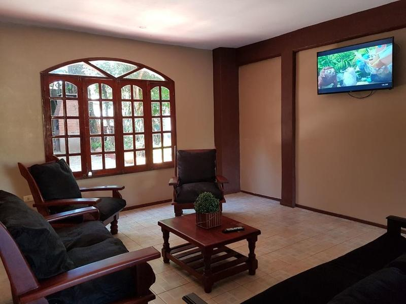 Lobby Hostel Park Iguazu