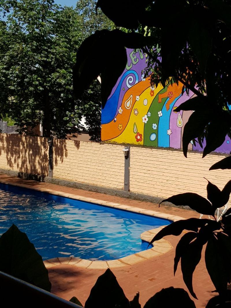 Pool Hostel Park Iguazu
