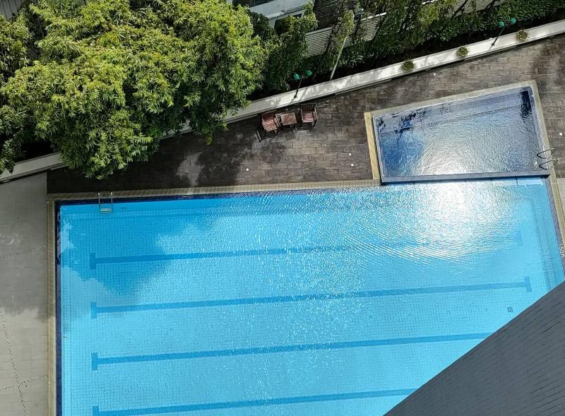Pool Rompo Mansion Hotel