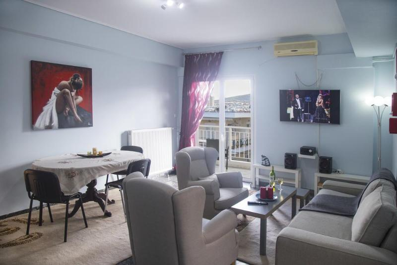 Lobby Aegli Psychiko Apartment