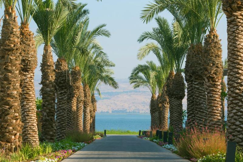 General view Setai Kinneret